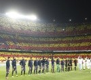 Barcelona vs Real Madrid en el Camp Nou